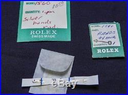 Rolex Hands Vintage for 1675 cal. 1560, NOS
