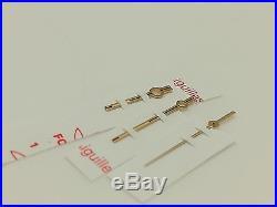 Rolex Men Datejust 16233 & 16013 Watch Gold Line Hand Set (mint & 100% Original)
