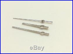 Rolex Men Datejust 16234 Watch Silver Tritium Hand Set (mint & 100% Original)