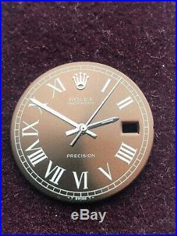 Rolex Oyster Date Precision Ref. 6694 After Market Dials & Hands