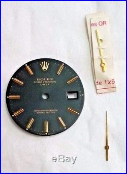 Rolex Oyster Perpetual Date Dial and Hands set used