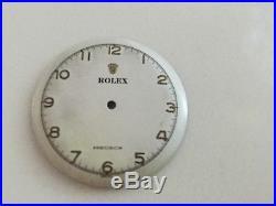 Rolex Precision Dial, no hands vintage