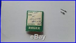 Rolex Radium Hands Model 1130 Genuine Watch Part open package NOS T9