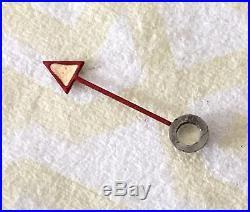 Rolex Rare Gmt-master 1675 All Red Tritium Hand 100% Original Vintage Gmt Master