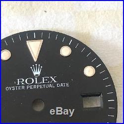 Rolex Sea-dweller 16660 Vintage Tritium Dial And Hands 100% Genuine Spider Web