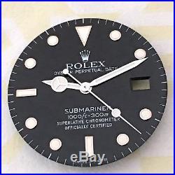 Rolex Submariner 16610 Vintage Tritium Dial And Hands 100% Genuine