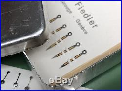 Rolex Submariner 5512 5513 1680 Hands Set Beautiful Original Patina NOS 1960s