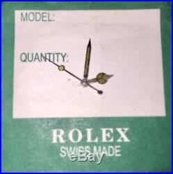 Rolex Submariner 5513 Tritium Vintage Hands Original