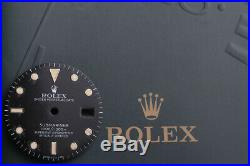 Rolex Submariner Black Dial and Hands for 16800 16610 With Nice Patina FCD9115