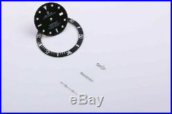 Rolex Submariner Dial Swiss T 25 With Hands for 16800 -16610 FCD8462