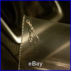 Rolex Submariner silver hands hand set handset 16610