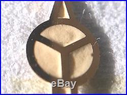 Rolex Tritium Gilt Hands Submariner Seadweller 5512 5513 5514 1680 5508 1665