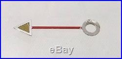Rolex Vintage 1675 Rolex Red Gmt Master Watch Hand Part