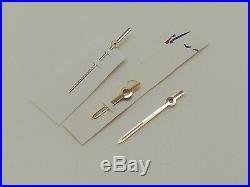 Rolex Vintage 6694 Manual Wind Watch Gold Hand Set (nos & 100% Original)