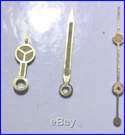 Rolex Vintage Radium Gilt Flat Hands Genuine 5513 5508 1016 Long Pointy Minute