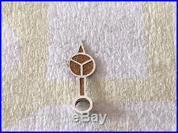 Rolex Vintage Radium Stainless Steel Flat Hands 100% Genuine 5513 5512 5508 1016