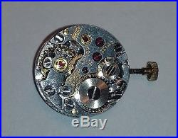 Rolex movement 1400 Ladies with dial and hands