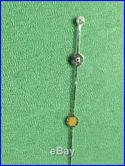Rolex submariner original hands set ref. 16800 16660 16610 white gold