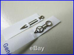 Rolex white gold hour & minute hand GMT-master II Batman case 116710 New