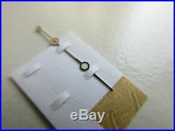 Rolex white gold seconds watch hand Submariner case 116619 New