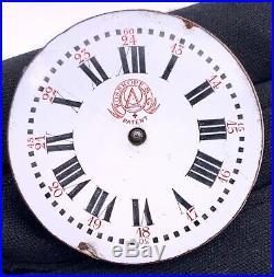 Rosskopf Patent hand manual vintage 42,9 mm pocket watch NO Funciona for parts