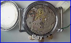 Russian chronograph 31681 Poljot 3 small hands