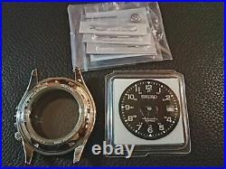 SEIKO 5 SPORTS ALPINIST SARG007 Parts set case dial hand crown move set ring