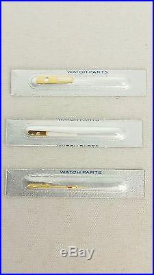 Seiko Marinemaster Hand Set Sbdx012 Complete Hands Mm300 8l35-00g0 Gold Marker