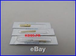 SEIKO SET HANDS for 8L35-00G0 SBDX012 1FA082YABEG + 2FA115YCBEG + 3BX125FGBE6