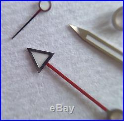Set Of Authentic Tritium Rolex Gmt Master II Hands 3075 16750 3085 16760
