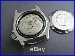 Seiko SKX 4R36 Japan Edition PADI Turtle Custom Mod with Dagaz Parts MM Hands 007J
