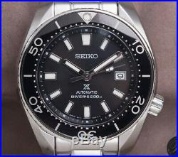 Seiko Sbdc027 Sumo Limited Edition 50 Year Anniv. (3) Piece Lumibrite Hand Set