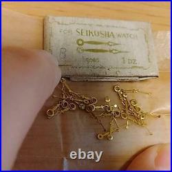 Seikosha clock hand Pocket Watch Antique Parts SEIKO Antique Free/Ship
