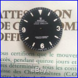 Space Dweller Dial, Hands Set for Ref. 1016 Cal. 1570 Watch Parts
