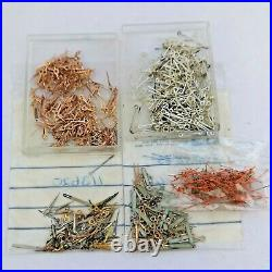 Superb Lot of Vintage Watch Hands Parts from 1960s Unused New Stock (G78)
