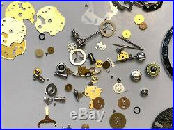 TAG HEUER Watch DIAL, HANDS, CRYSTAL AUTHENTIC Movement PARTS SWISS MADE