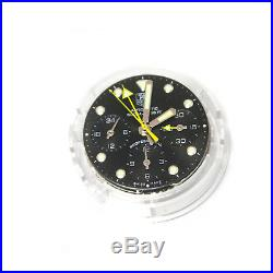 TAG Heuer Calibre 60 watch movement kit with dial, hands and crown