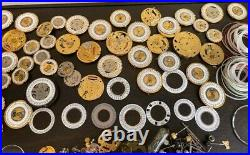 TAG Heuer Watch Parts Dial Movement Crystal Hands Crown and more. Swiss made