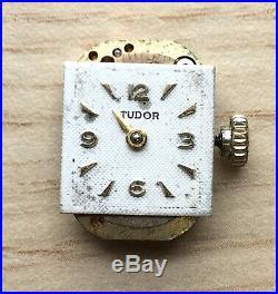 TUDOR Kal. 147 Hand Manuell 10,5 MM Nicht Funktioniert Für Parts Lenkrad Outdoor