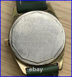 Tissot 41620 Pr 516 2461 Hand Manuale 34 MM No Funziona For Parts Watch Swiss