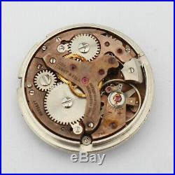 Tissot Alarm Watch Rare Sonorous Movement Dial Hands Parts Repairs Watchmakers