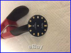 Tudor Submariner Blue for snowflakes hands
