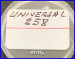UNIVERSAL GENEVE Cal. 258 lot lote parts lot vintage hand manual watch