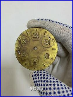 USSR Zlatoust 191 ChS diver watch Dial and Hands vintage soviet military parts