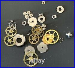 Universal Genève Cal. 267 Lot Parts Lot Vintage Hand Manual Movement Watch Gift