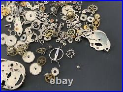 Universal Genève Cal. 500 501 Lot Lotto Parts Lot Vintage Hand Manuale Watch