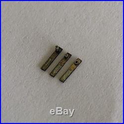 Universal Geneve Compax Nina Rindt 885103 885105 885107 Tritium Hands Vintage