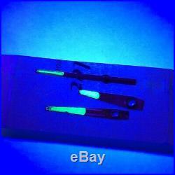 Universal Geneve Compax Nina Rindt 885103 885107 885108 Tritium Hands Vintage