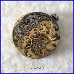 Universal Geneve Compax Vintage Movement, Dial, Hands 100% Genuine Cal. 285