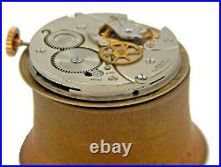 Universal Geneve Dial & Hands & Movement Cal. 267 Only For Parts Run